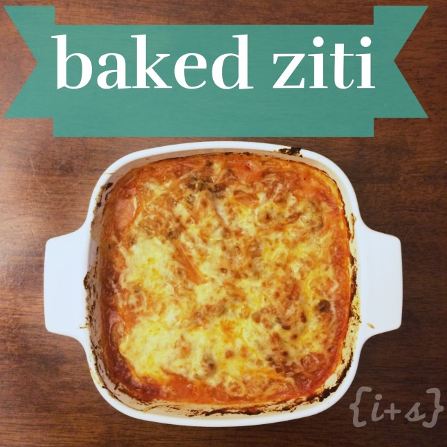 """21 Day Fix """"Baked Ziti""""   Never once have I ever walked alone."""