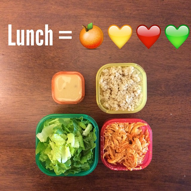 The Ultimate 21 Day Fix Lunch Recipe Round Up