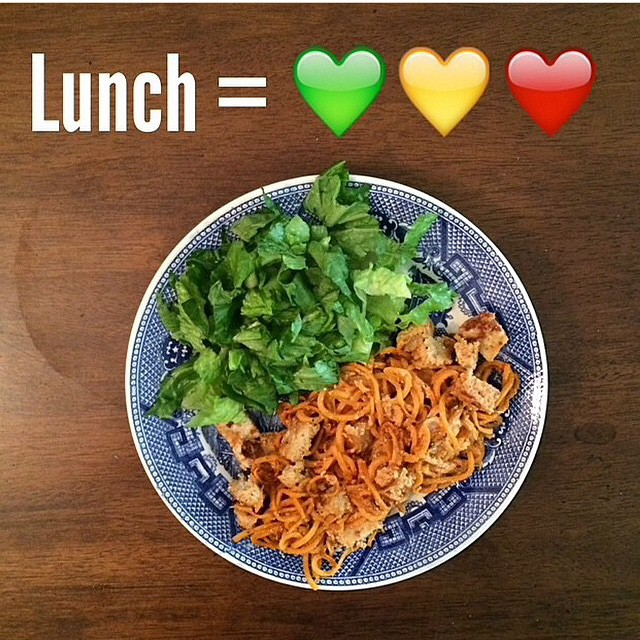 The Ultimate 21 Day Fix Lunch Recipe Round Up The Inspire Tribe