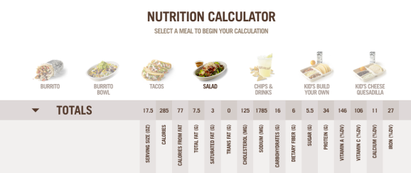nutrition-calculator